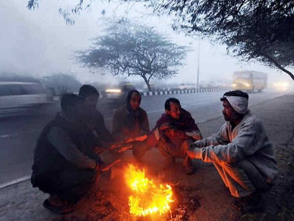 PunjabKesari, Madhya Pardesh Hindi News, Bhopal Hindi News,Bhopal Hindi Samachar, Weather Report, MP Weather News, मध्यप्रदेश में ठंड, Cold Wind