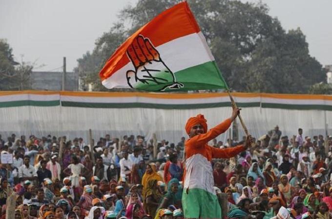 PunjabKesari, Madhya Pardesh Hindi News,Bhopal Hindi News,Bhopal Hindi Samachar, Congress, 134th Foundation Day, Rahul Gandhi, Scindia, कांग्रेस का 134 वां स्थापना दिवस