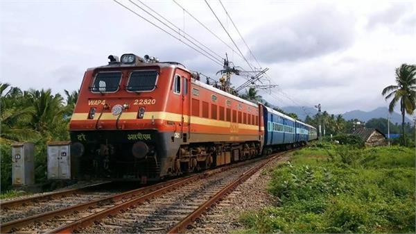 amritsar saharsa festival special train to run from city station