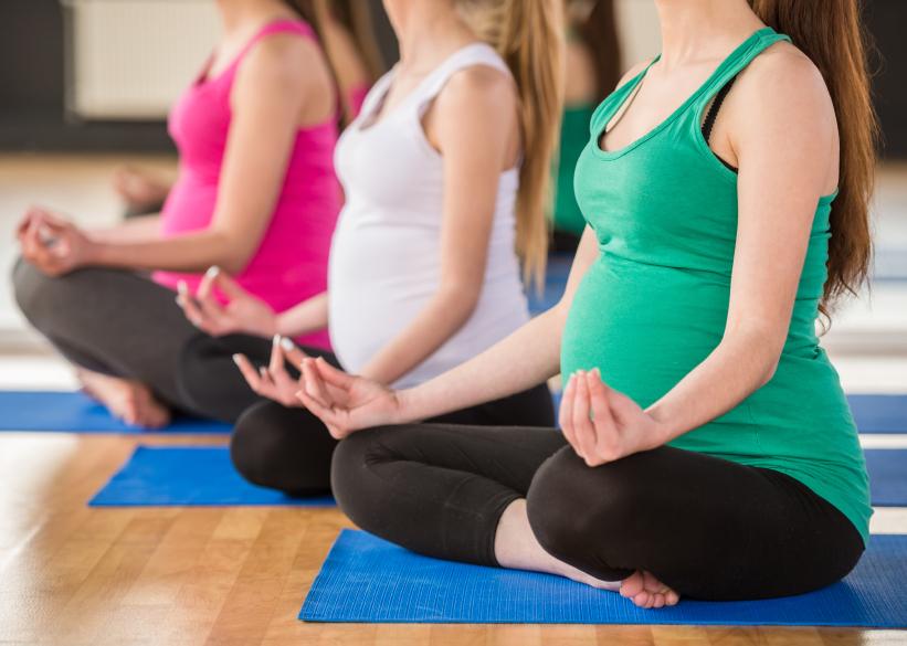 PunjabKesari, yoga in pregnancy