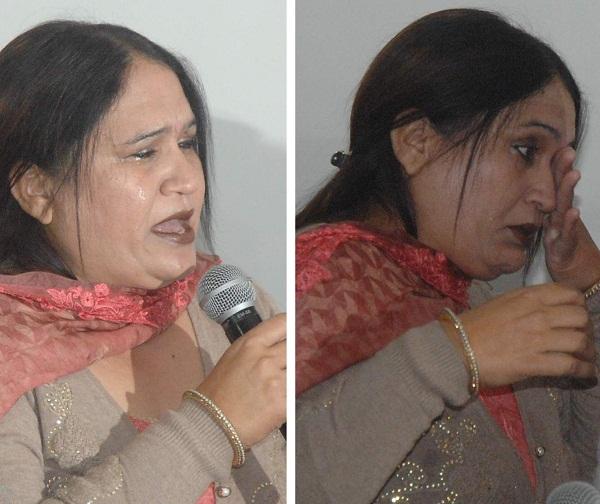 PunjabKesari, Amarinder accused of playing double game
