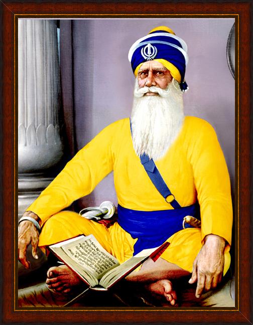 PunjabKesari Baba Deep Singh Ji