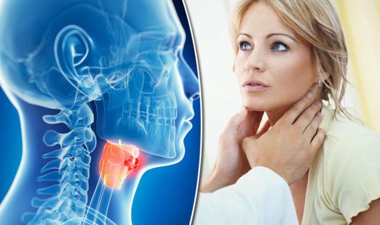 PunjabKesari, Throat Cancer Symptoms, गले के कैंसर के कारण इमेज