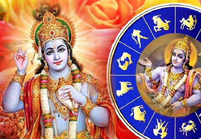 PunjabKesari, श्री हरि Lord Shiva, Lord vishnu, Vishnu mantra, According to your zodiac sign
