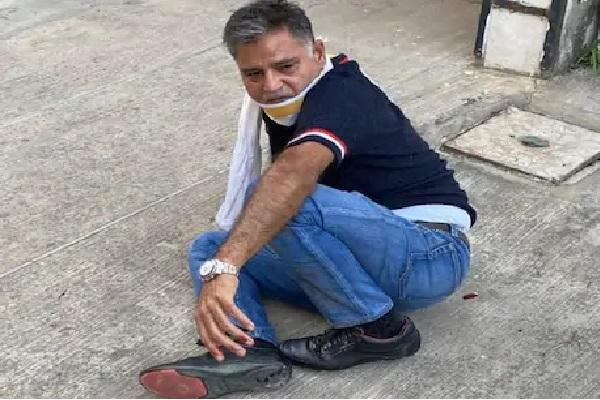 haryana news chander prakash kathuria disappears from hospital
