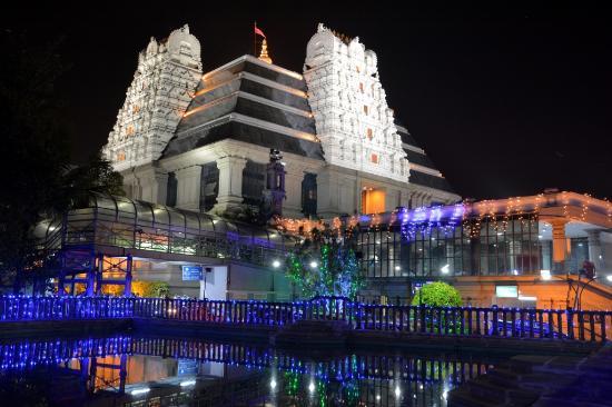 PunjabKesari, Iskcon temple