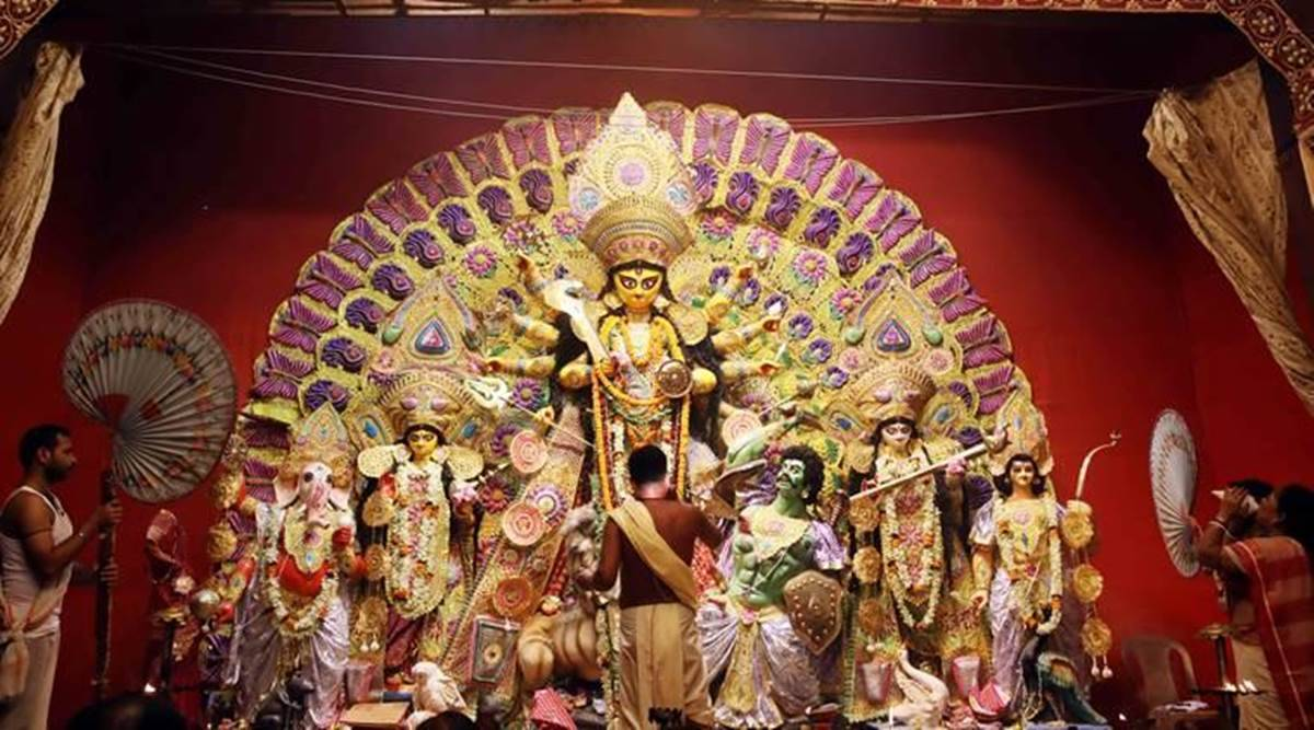 PunjabKesari, masik-durga-ashtami, masik durga ashtami 2020, durga ashtami date 2020, durga ashtami 2020 date and time, durga puja 2020, ashtami time today 2020, Devi Durga, Durga Mata, Worship of Devi  Durga, Hindu Vrat or Tyohar, Fast and Festival
