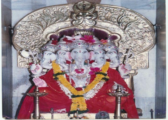 PunjabKesari, Panchmukhi Ganesh Ji, Lord Ganesh, Ganpati, गजानन, पंचमुखी गणेश,