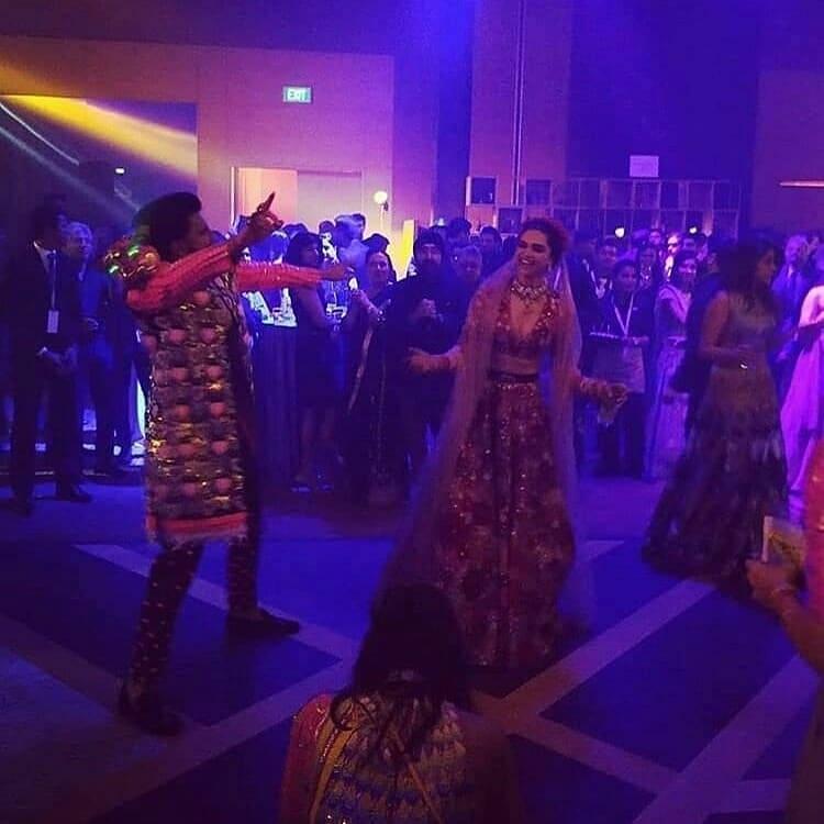 PunjabKesari, Deepika Ranveer