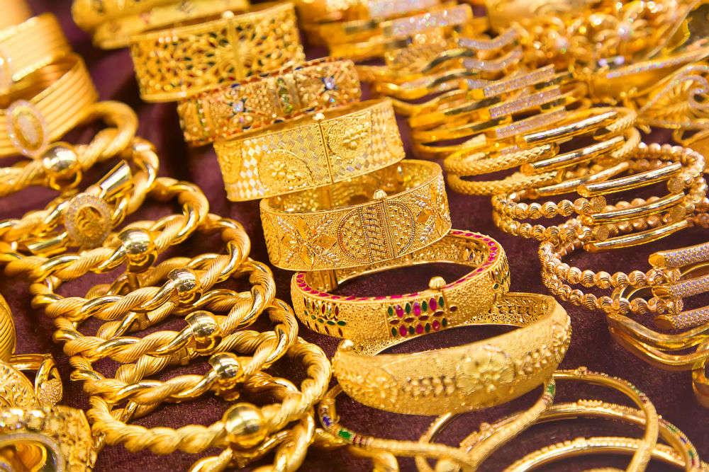 PunjabKesari, सोना, Gold