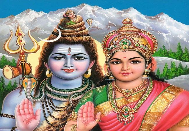 PunjabKesari, Shiv Parvati, शिव-पार्वती