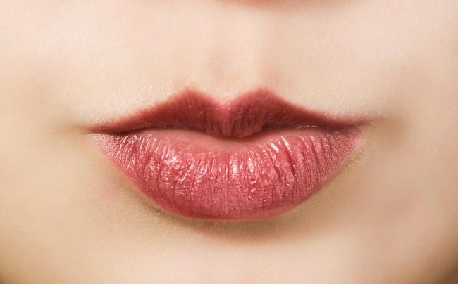 PunjabKesari, Big lower lips Image, लार्ज पफी लिप्स  इमेज, Girls Nature Image