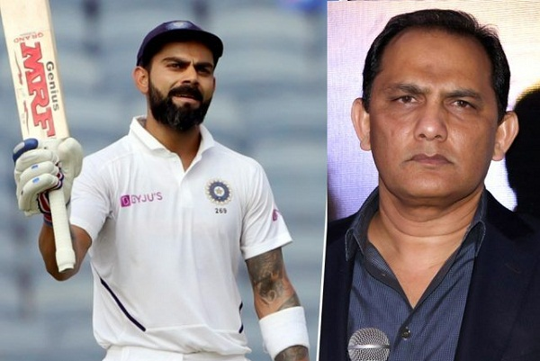 Azharuddin angry over Kohli's advice given on Test cricket