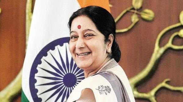 sushma swaraj foreign policy indians stranded abroad bollywood