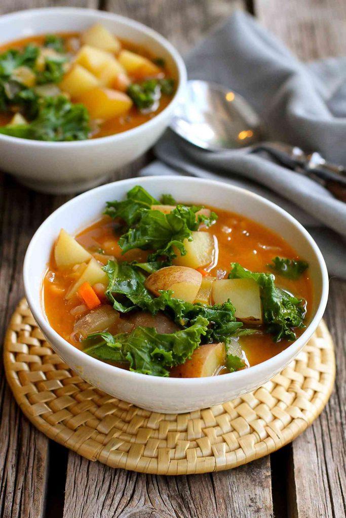 PunjabKesari,nari,healthy soups