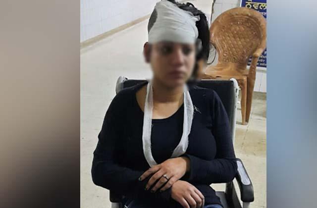 PunjabKesari, Hooliganism in Gobidgarh locality, 3 people injured