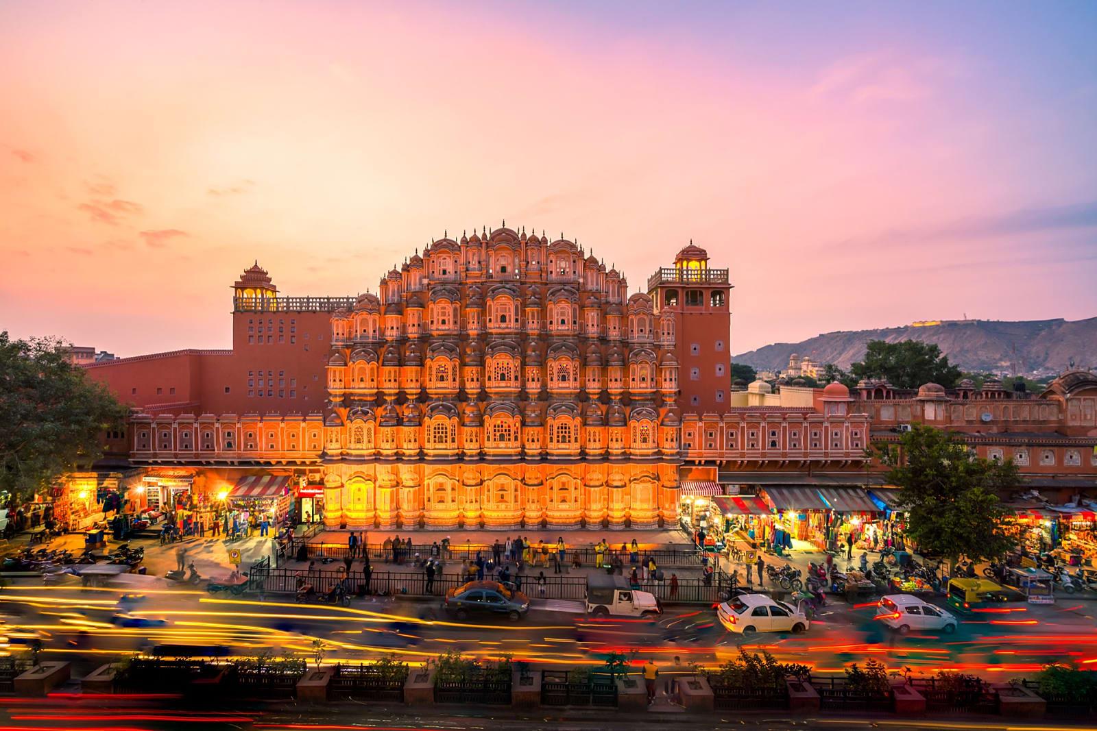 PunjabKesari, Jaipur Image, Nightlife Image