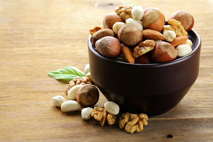 PunjabKesari, Nuts