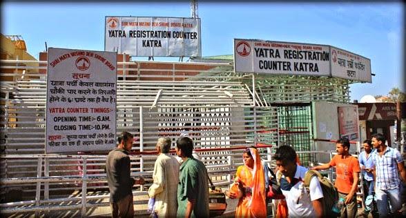langar start for vaishno devi yatris at tarakot marg