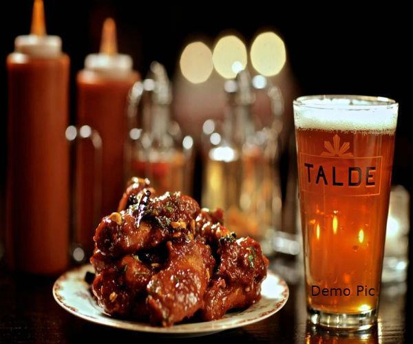 PunjabKesari, Alcohol, Meat, Chicken