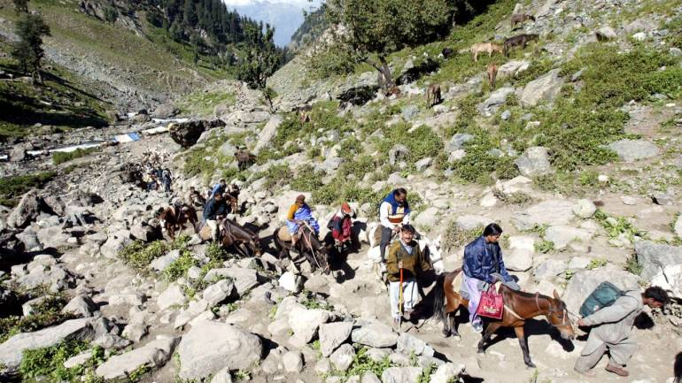 PunjabKesari, Amarnath Yatra 2019, Amarnath Yatra, अमरनाथ यात्रा, अमरनाथ यात्रा 2019, Amarnath Yatra rules