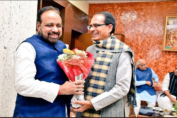 PunjabKesari, Madhya Pardesh Hindi News, Bhopal Hindi News, Bhopal Hindi Samachar,BJP, Gopal Bhargav, Rajnath singh, Opposition leader