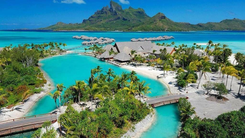 PunjabKesari, Bora Bora, Honeymoon Destinations, Year 2019, Travel Hindi Tips