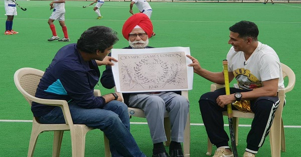 Hockey news in hindi, Indian hockey Player, Gold medal at 3 times Olympics, Balbir Singh, Three months hospital, can be discharged, PGI