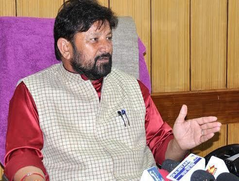 lal singh demand enquiry in corporation appointments