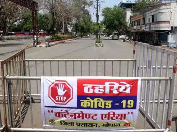 PunjabKesari, Madhya Pradesh, Bhopal, Lockdown 4.0, Indore, Containment Area, Shivraj Singh Chauhan, Prime Minister Narendra Modi