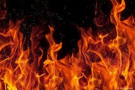 fire brokeout in handwara 11 shops gutted