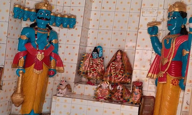 PunjabKesari,ravan photo,ravan image,dussehra photos,Dussehra 2018 photo,रावण पिक्चर,रावण फोटो,दशहरा इमेज,रावण दहन