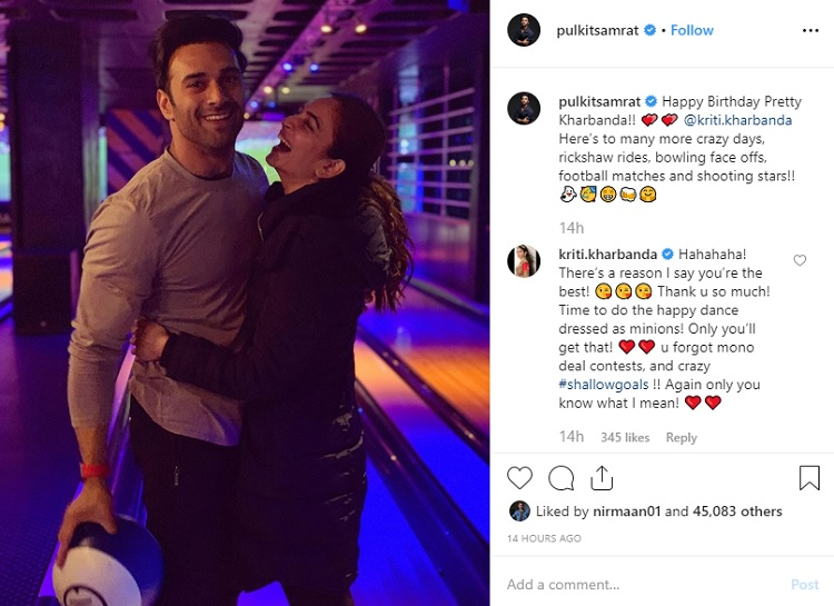 Bollywood Tadka,Pulkit Samrat image,Pulkit Samrat photo,Pulkit Samrat pictures, kriti kharbanda images, kriti kharbanda photo, kriti kharbanda picture,