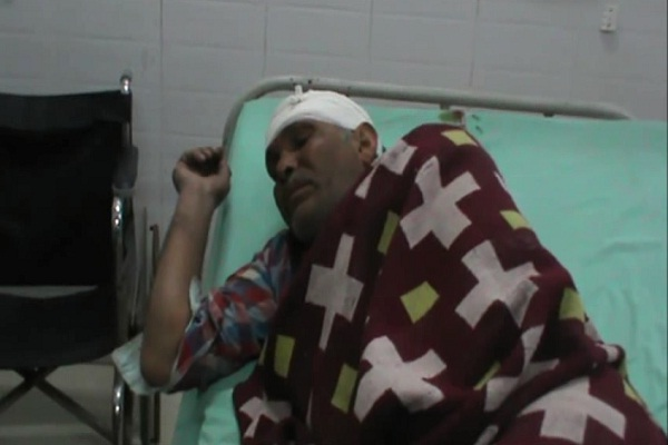 PunjabKesari, hurricane, wreak, house, collapse