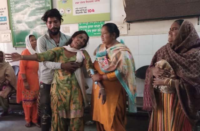 PunjabKesari, mother died due to Child dies in womb