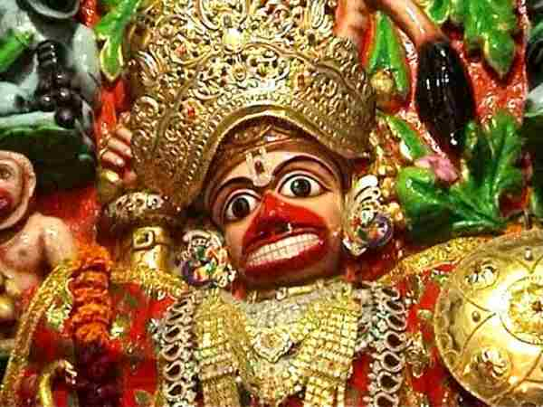 PunjabKesari Bhavnagar Sarangpur hanuman mandir