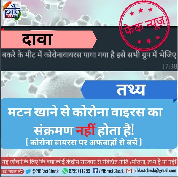 PunjabKesari,coronavirus photo,coronavirus image,coronavirus fake news,कोरोना वायरस फोटो,कोरोना वायरस इमेज,कोरोना वायरस संक्रमण,कोरोना वायरस का कारण