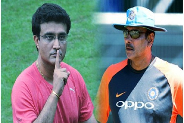 5 occasions when Ganguly six in the commentary talk, showed Dadagiri