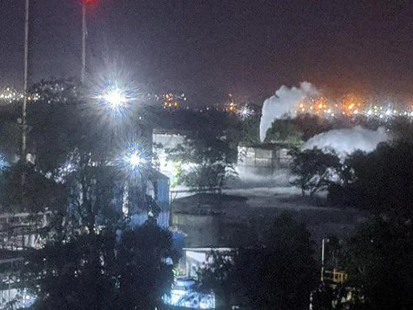 PunjabKesari, Madhya Pradesh, vishakhapattanam, LG Polymer Factory, Vizag, Styrene Gas, Bhopal Gas Tragedy, Bhopal Gas Scandal, Methyl Isocyanide, Union Carbide India Limited, Pesticide Company