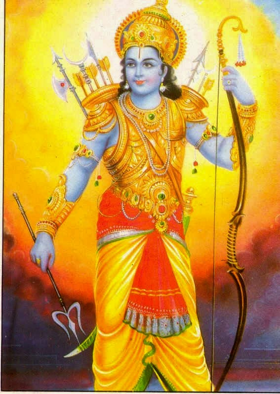 PunjabKesari, kundli tv, lord ram image