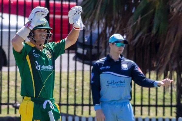 Sports news, cricket news hindi, Australia cricket, Former Australia captain, Steve Smith, Dhoni shot, NSW T20 Premier Cricket Tournament