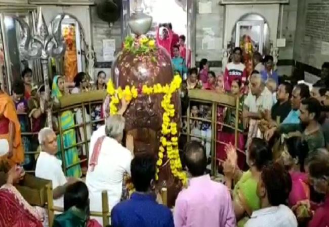 PunjabKesari, Pashupatinath Temple Mandsaur, भगवान पशुपतिनाथ, शिवना नदी पशुपतिनाथ मंदिर