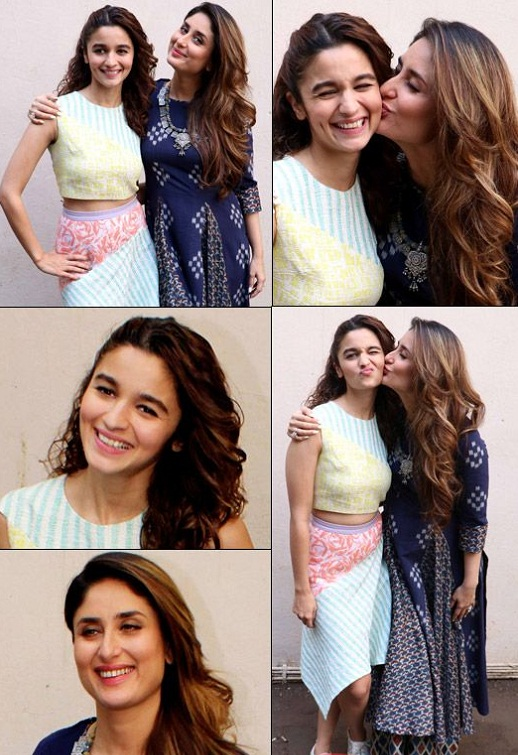 Bollywood Tadka, kareena and Alia images