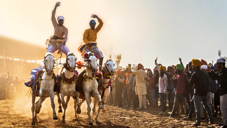 PunjabKesari, Hola mohalla, होला मोहल्ला, आनंदपुर साहिब