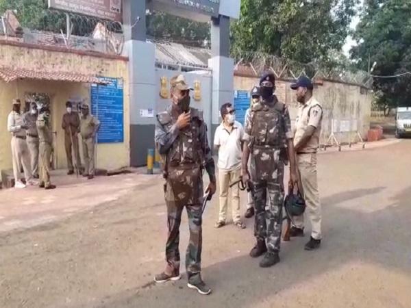 PunjabKesari, Madhya Pradesh, Ordnance Factory, Katni Ordnance, Ammunition, Murder
