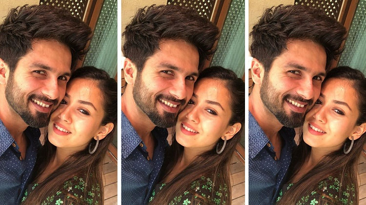 Bollywood Tadka, Shahid And Mira