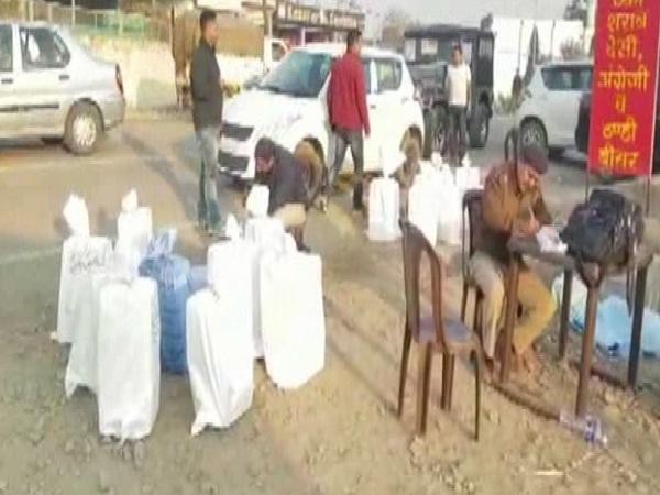 PunjabKesari, solan Baddi, Police image