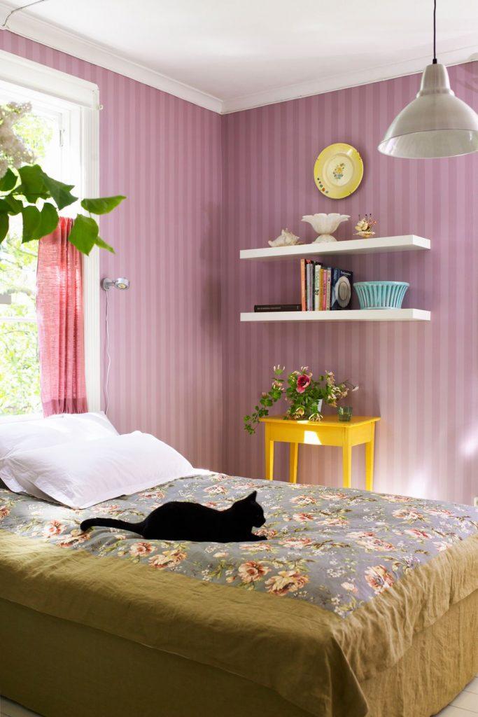 PunjabKesari, Nari, Pink wall Color Image