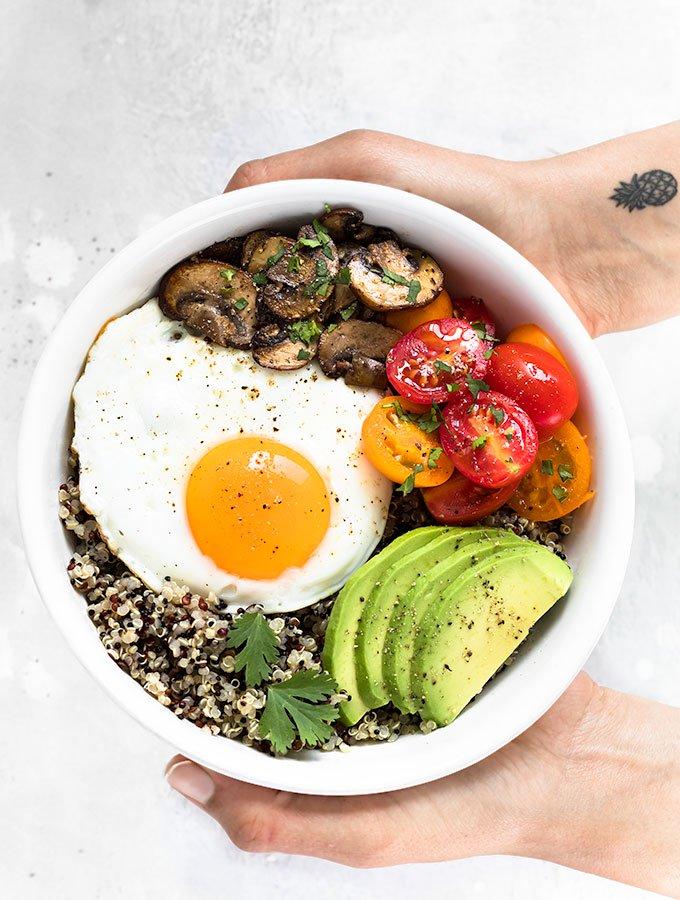 PunjabKesari,nari,healthy breakfast