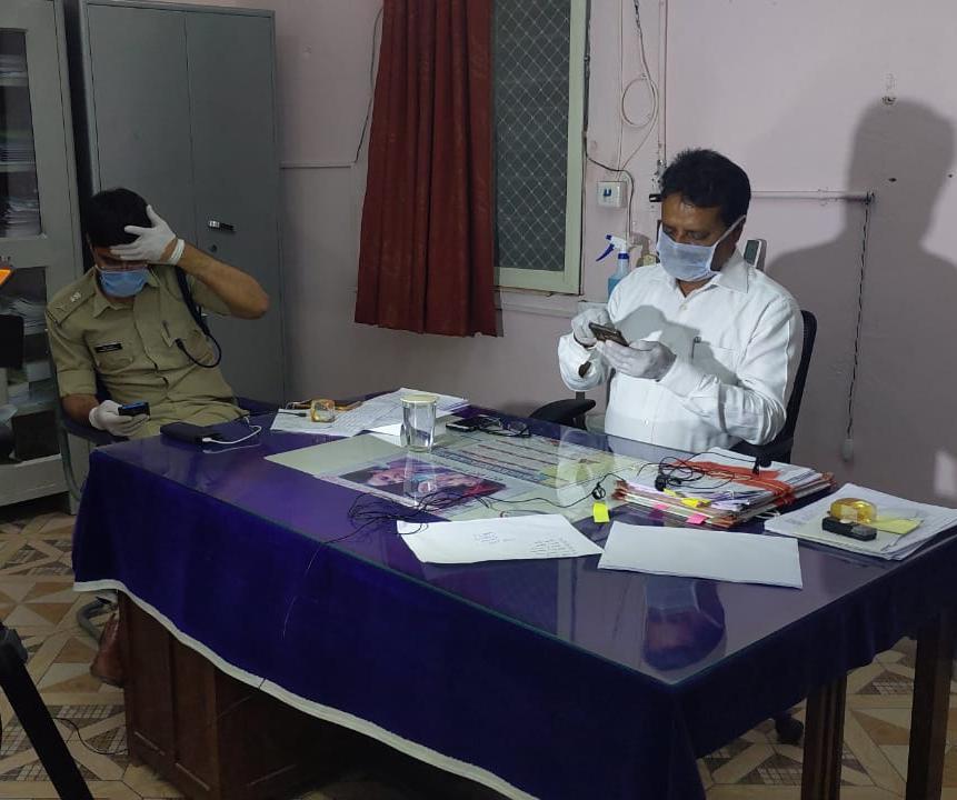 PunjabKesari, Madhya Pradesh, Corona patient, Corona suspect patient, Indore, Bhopal, Corona treatment, lockdown 3, Mandsaur